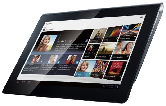 Sony Tablet S 16Gb + 16Gb SD 3G