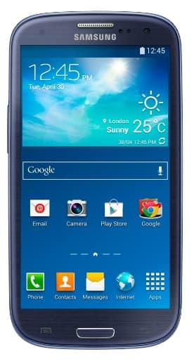 Скачать Оригинальную прошивку для Samsung Galaxy S3