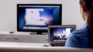 Как подключить телевизор к компьютеру через кабель
