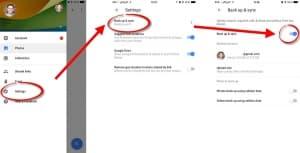 Как освободить место на телефоне Андроид
