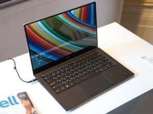 Dell выпускает самый компактный 13-дюймовый ноутбук в мире