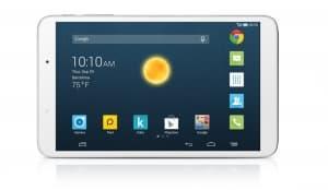 Alcatel One Touch Hero 8 обзор планшета с видео